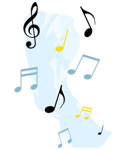 Sheet music for oboe – playing oboe