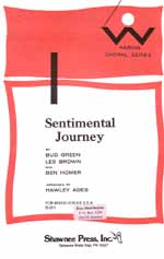 Sentimental Journey (SSA)