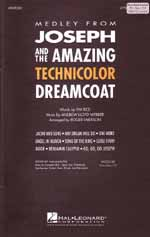 Joseph And The Amazing TECHNICOLOR Dreamcoat (SA)