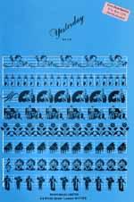 Yesterday (gemischter Chor)