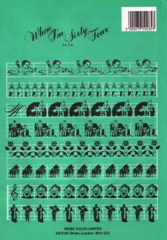 When I´m Sixty-Four (gemischter Chor)