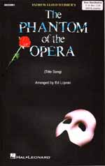 Phantom Of The Opera (Titlesong-gemischter Chor)