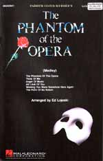 Phantom Of The Opera (gemischter Chor)
