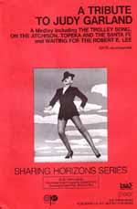 A Tribiute To Judy Garland (gemischter Chor)