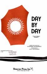 Day By Day (gemischter Chor 3st)