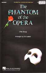 Phantom Of The Opera (gemischter Chor 3st)