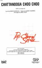 Chattanooga Choo Choo (gemischter Chor)