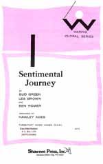 Sentimental Journey (gemischter Chor 3st)