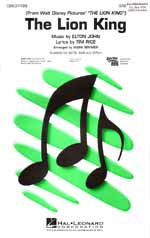 The Lion King (gemischter Chor 3st)