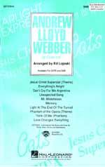 Andrew LLoyd-Webber In Concert (gemischter Chor 3st)
