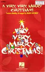 A Very, Very, Merry Christmas (gemischter Chor 3st)