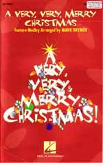 A Very, Very, Merry Christmas (gemischter Chor) 111