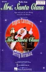Mrs. Santa Claus (gemischter Chor 3st)