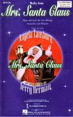 Mrs. Santa Claus (gemischter Chor)