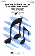 My Heart Will Go On (gemischter Chor)