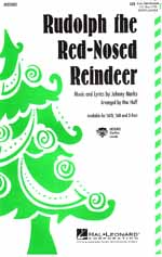 Rudolph The Red-Nosed Reindeer (gemischter Chor)