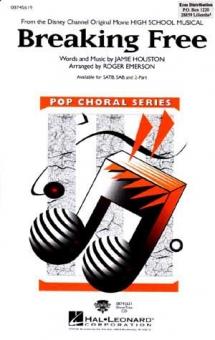 Breaking Free (gemischter Chor 3st)