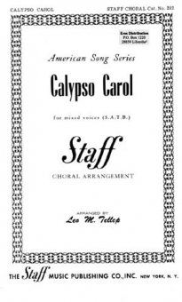 Calypso Carol (gemischter Chor)