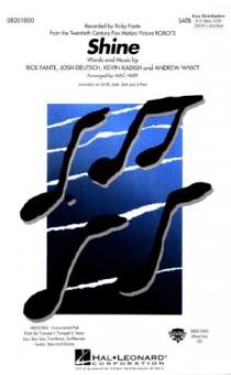 Shine (gemischter Chor)