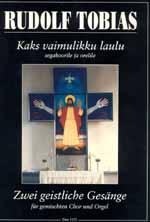 Zwei geistliche Gesänge (Orgelauszug)
