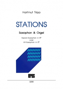 Stations (saxophone & organ)