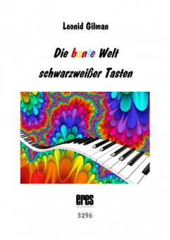 The colourful world of black and white keys (piano)
