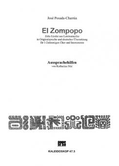 El Zompopo (Aussprachhilfen)