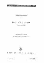 Festliche Musik (Männerchor)