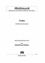 Troika (gemischter Chor)