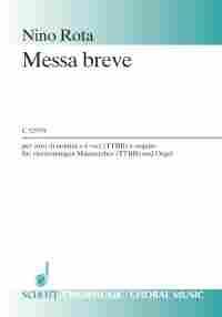 Messa breve (Männerchor)