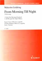 From Morning Till Night (Frauenchor)