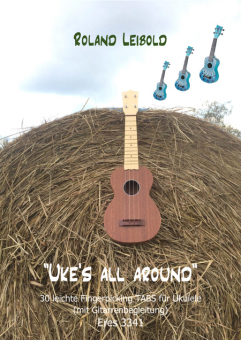 Uke´s All Around (Ukulele mit Git. Begl.)