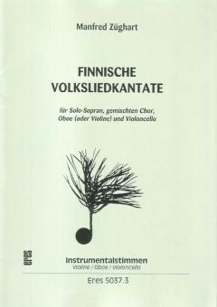 Finnische Volksliedkantate (gem. Chor / Instrumentalstimmen