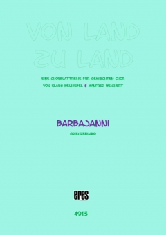 Barbajanni (gemischter Chor 3st)