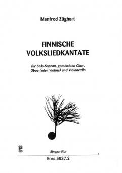 Finnische Volksliedkantate (gemischter Chorpartitur)