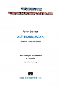 Ziehharmonika (Männerchor 3st)