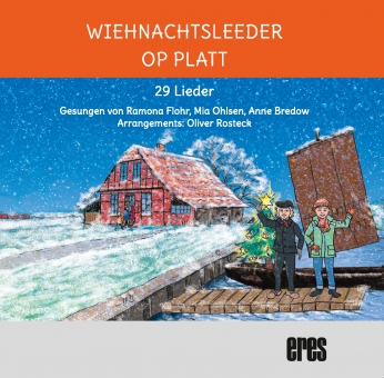 Wiehnachtsleeder op Platt (Download)