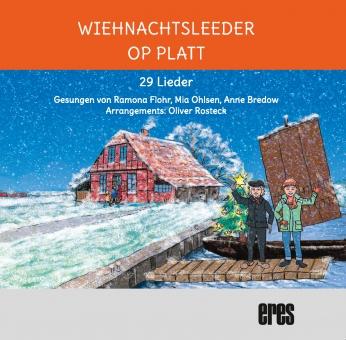 Wiehnachtsleeder op Platt (CD)