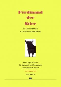 Ferdinand der Stier (Orff-Sätze)