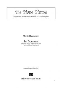 Im Sommer (gemischter Chor)