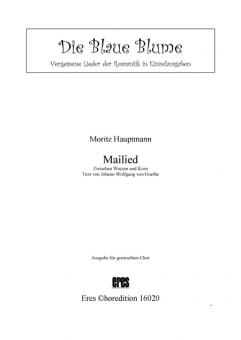 Mailied (gemischter Chor)