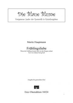 Frühlingsliebe (gemischter Chor)