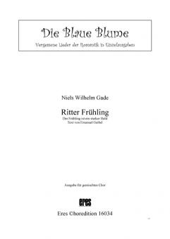 Ritter Frühling (gemischter Chor)