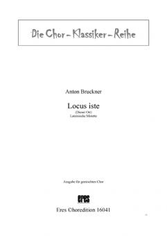 Locus iste (gemischter Chor)