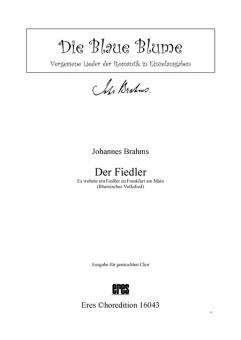 Der Fiedler (gemischter Chor)