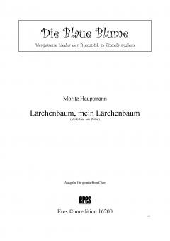 Lärchenbaum, mein Lärchenbaum (gemischter Chor)