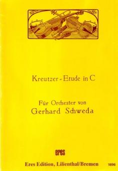 Kreutzer-Etüde in C (Orchester)
