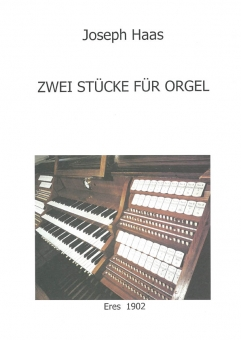Two pieces (organ) 111