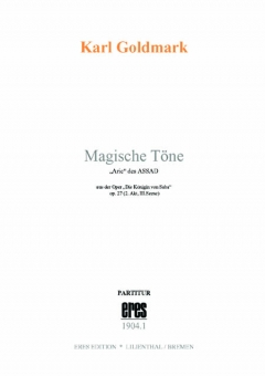 Magic sounds (Score)