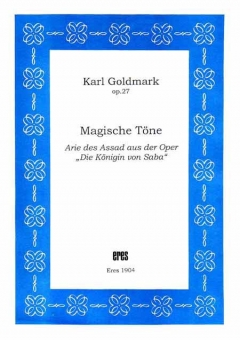 Magische Töne (Ges. + Klavier-DOWNLOAD)